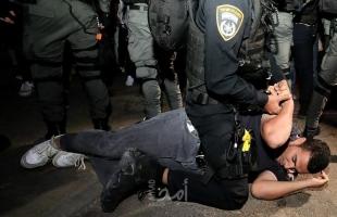 """""""العفو الدولية"""": الشرطة الإسرائيلية استهدفت الفلسطينيين باعتقالات تمييزية"""