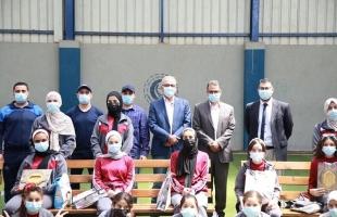"""""""غزة للصحة النفسية"""" يختتم أنشطة مشروع رياضة من أجل الابتسامة"""