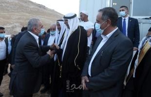 اشتية: صمودنا هو تعزيز لروايتنا عن أرضنا وفلسطين بدون القدس كالجسد بلا روح
