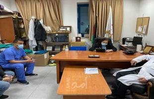 """الصحة الفلسطينية : 176 إصابة جديدة بفيروس """"كورونا"""" و118 حالة تعافٍ"""