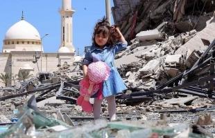 حرية يطالب بتوفير بدل ايجار ومساكن للمهجرين في قطاع غزة بسبب العدوان الإسرائيلي
