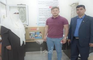 رام الله: الإدارة العامة لشؤون الأسرة توزع حقائب على الحضانات