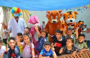 انطلاق حملة التواصل لدعم أطفال غزة برعاية الشركة الفلسطينية للكهرباء - صور