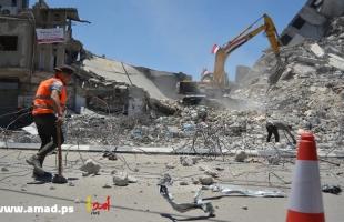 """(2000) دولار من الأونروا لأصحاب المنازل المدمرة """"كلي وجزئي"""" في غزة قريباً"""