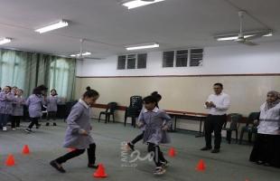 حماية الطفولة برام الله والحركة العالمية يختتمون التدريب حول البيئة الآمنة لطلاب المدارس