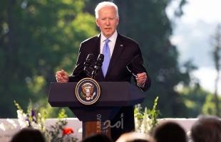 بايدن:الطريق لحل الدولتين لإنهاء الصراع الفلسطيني الإسرائيلي طويل