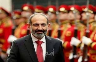 """رئيس وزراء أرمينيا يعلن فوزه في """"الانتخابات البرلمانية"""" المبكرة"""
