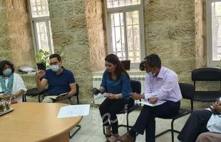 الكيلة توقع (8) مذكرات تفاهم مع جمعية إغاثة أطفال فلسطينلتطوير القطاع الصحي