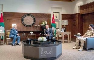 الملك عبدالله: هدنة غزة يجب أن تمتد لتدفع باتجاه حل سياسي