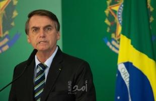 البرازيليون يتظاهرون مجددا للمطالبة باقالة بولسونارو