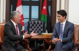 الملك عبدالله: ضرورة أن يصبح وقف إطلاق النار في غزة هدنة دائمة تدفع نحو حل سياسي