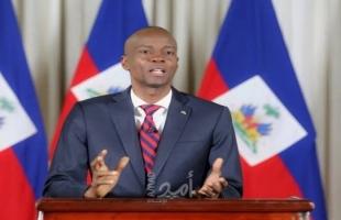 """اعتقال ضابط شرطة رابع في قضية اغتيال رئيس هايتي """"مويز"""""""
