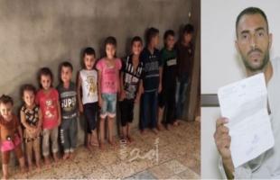 مواطن من غزة يهدد بقتل أولاده والانتحار