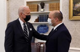 بايدن يبلغ بينيت نيته بعدم التخلي عن فتح القنصلية الأمريكية في القدس الشرقية