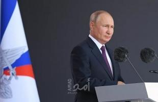 بوتين أول زعيم أجنبي اتصل بنظيره الأمريكي!