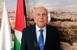 القدس: انتخاب محمد العامور رئيسا لجمعية رجال الاعمال الفلسطينيين