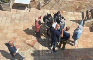 قوات الاحتلال اعتقلت 1282 مواطناً منذ شهر يوليو حتى سبتمبر