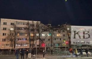 """قتلى وجرحى في انفجار بشقة سكنية بــ """"نابريجنيي تشيلني"""" الروسية"""