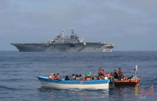 انتشال (16) جثة بغرق قارب للمهاجرين قبالة سواحل المغرب