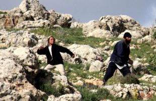 بالفيديو - القدس: وقفة في شعفاط تنديداً باعتداءات المستوطنين