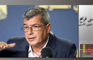 """تعيين """"عيسى قراقع"""" رئيساً جديداً للمكتبة الوطنية"""