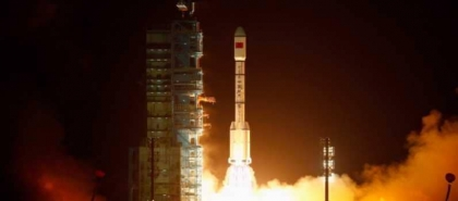 شينخوا: الصين تقوم بأكثر من (40) عملية إطلاق فضائي في عام 2021
