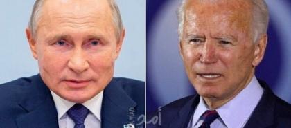 وصول بوتين إلى جنيف لإجراء مفاوضات مع بايدن