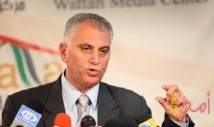 """الصالحي: كل الدعم والتحية والتقدير لــ """"المؤسسات الفلسطينية"""""""