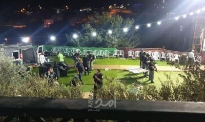 94 قتيلاً ضحايا العنف داخل إسرائيل العام الماضي