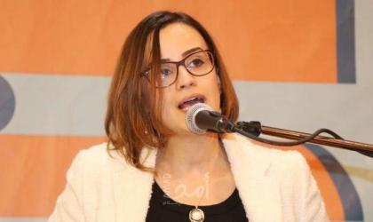 """هبة يزبك تصر على تصريحاتها بشأن """"مقاومة الاحتلال"""" وتقول: لم احرض على العنف"""