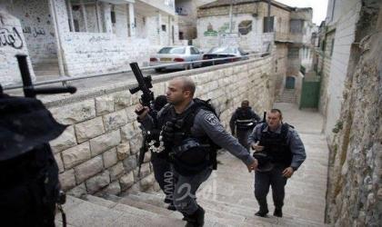 القدس: مخابرات الاحتلال تعتقل 4 شبان من جبل المكبر قرب باب العامود