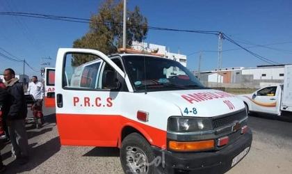 إصابة (4) مواطنين طعناً بالسكين في خانيونس