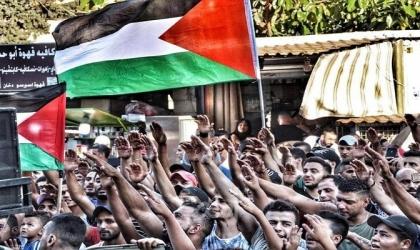 """هيئة العمل الفلسطيني بـ""""لبنان"""" تدعو اللاجئين إلى يوم غصب ضد مخطط الضم"""