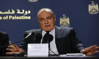 الناطق باسم مالية رام الله:بشارة لم يدل بتصريحات حول الرواتب