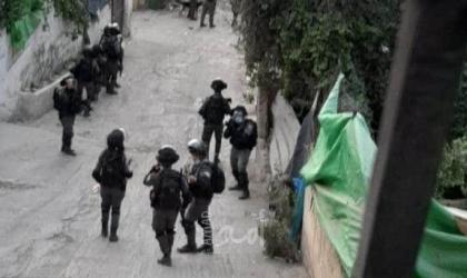 جيش الاحتلال يقتحم مخيم شعفاط بالقدس