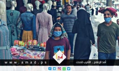 """صحة حماس: 5 وفيات و(256) إصابة جديدة بـ""""كورونا"""" خلال 24 ساعة في قطاع غزة"""