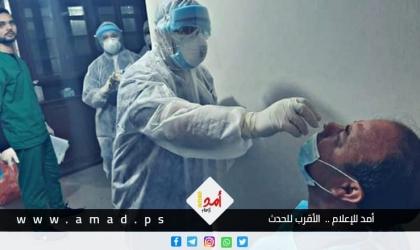 """صحة غزة: حالة وفاة و(144) إصابة بـ""""كورونا"""" خلال 24 ساعة بالقطاع"""