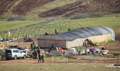 صحيفة: الجنائية الدولية تدرس فتح تحقيق بتدمير إسرائيل منازل فلسطينية في غور الأردن