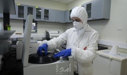 """الصحة الفلسطينية: حالة وفاة و156 إصابة جديدة بفيروس """"كورونا"""""""