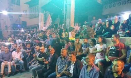 """النضال الشعبي في سوريا تشارك بحفل تهنئة للرئيس """"بشار الأسد"""" بفوزه بالرئاسة"""