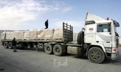 إسرائيل تسمح بدخول حديد بناء لوكالة الغوث في غزة