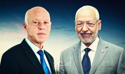 """الغنوشي يرد على قرار سعيد تمديد تجميد عمل برلمان تونس """"خرق جسيم للدستور"""""""