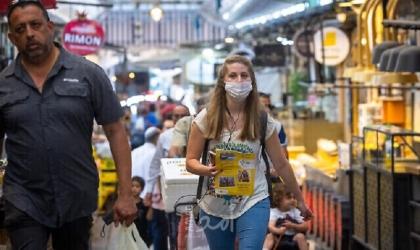"""إلزام ارتداء """"الكمامة"""" داخل الأماكن المسقوفة ستعود الأسبوع المقبل في إسرائيل"""