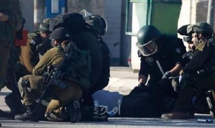 قوات الاحتلال تعتقل 3 شبان قرب باب العمود بالقدس المحتلة