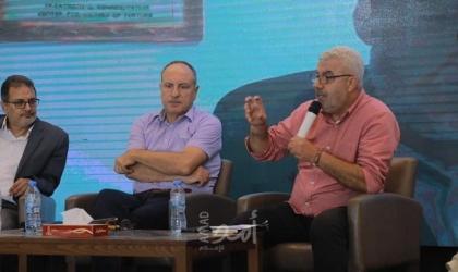 برنامج غزة للصحة النفسية يعقد ورشة عمل بمناسبة اليوم العالمي لمناهضة التعذيب- صور