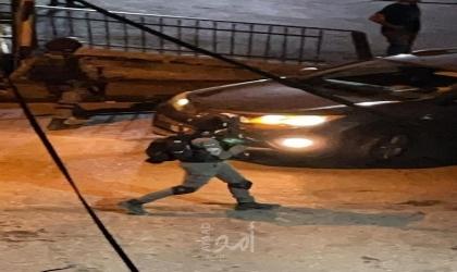 إصابات واعتقال شقيقين بمواجهات مع قوات الاحتلال شمال القدس