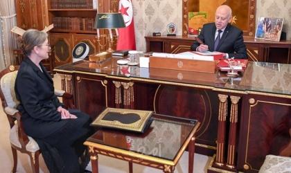 الرئيس التونسي قيس سعيد أمر تسمية رئيس الحكومة وأعضائها بينهم 9 نساء