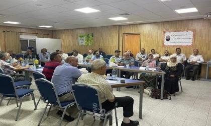 """تنمية القدس وهيئة الأعمال الخيرية العالمية يقيمان """"مشروع الرغيف الخيري"""""""