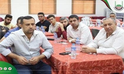 الغرفة التجارية بغزة تعقد اجتماعاً مع الشركات المستوردة