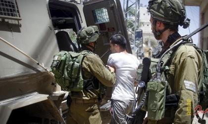قوات الاحتلال تعتقل مواطنا في الخليل